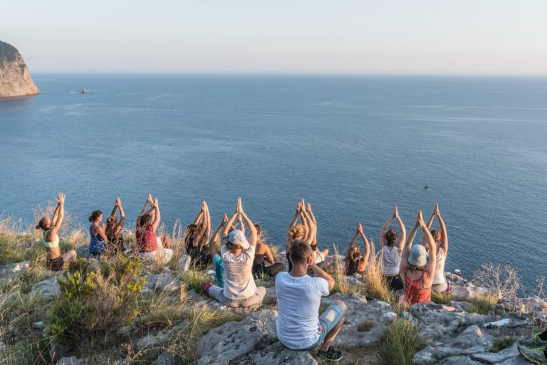 Yoga holidays and retreats with local yogis
