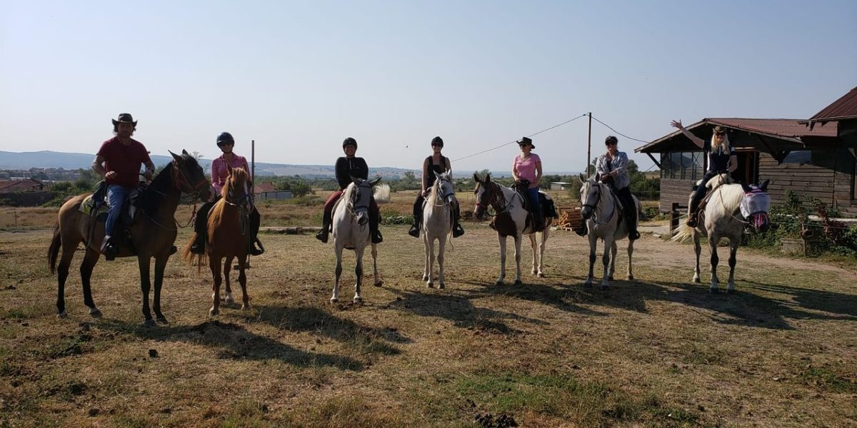 Horseriding holidays from local hosts